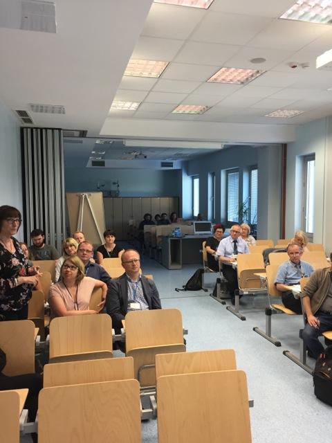 Zebranie sprawozdawczo-wyborcze  Wrocławskiego Oddziału Polskiego Towarzystwa Farmaceutycznego